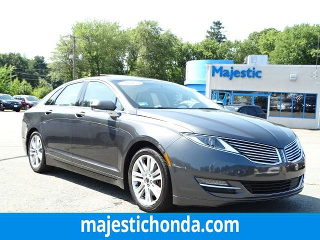 Pre-Owned 2015 Lincoln MKZ 2 0 EcoBoost All Wheel Drive