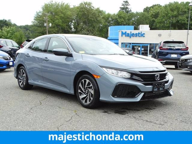 Pre-Owned 2019 Honda Civic Hatchback LX