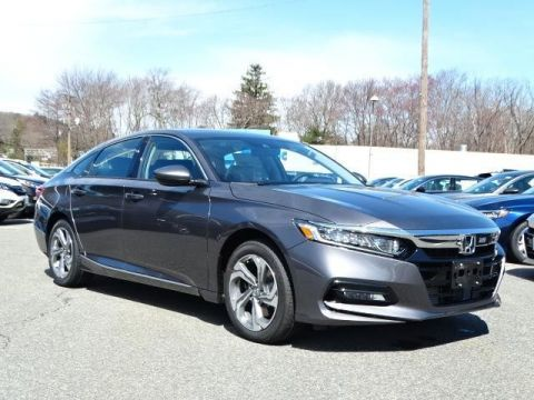 New 2019 Honda Accord Sedan EX-L 2.0T